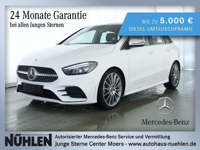 Mercedes-Benz B 180 AMG Line+LED+Sitzhzg.+Park-Assist.+Navi, Jahr 2019, Benzin