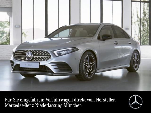 Mercedes-Benz A 200 AMG+Night+LED+Totw+7G, Jahr 2020, Benzin
