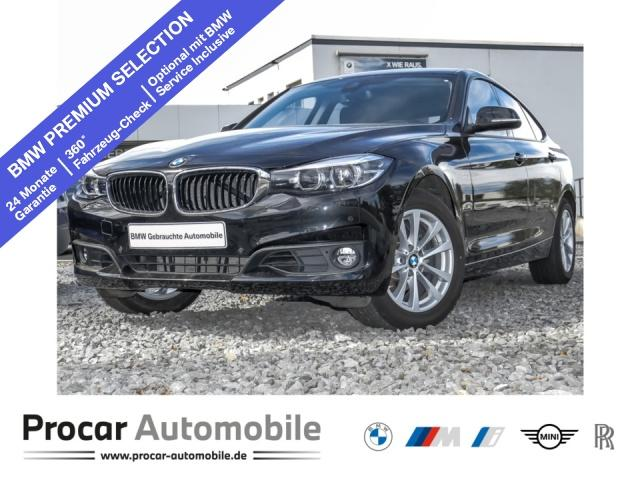 BMW 320 Gran Turismo GT Navi Business Klimaaut. PDC, Jahr 2018, Benzin