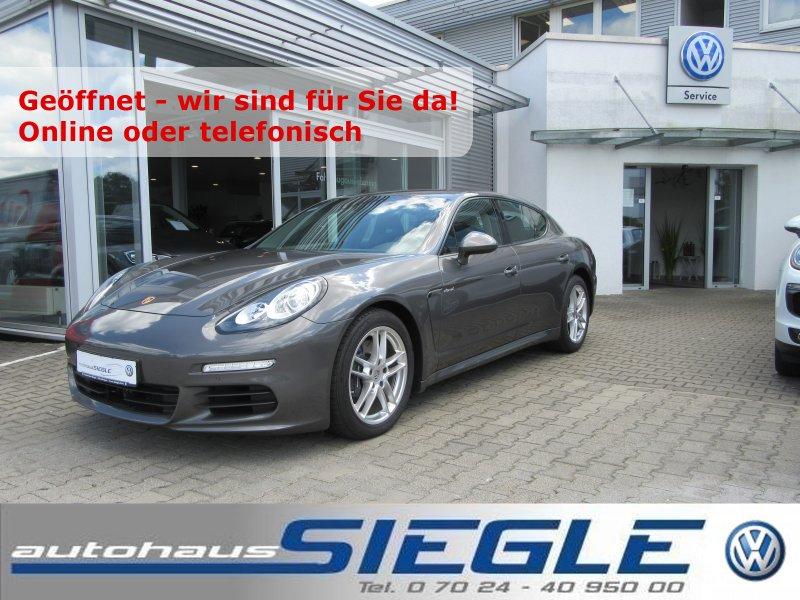 Porsche Panamera 3.0d PASM*ACC*Kamera*Assistenzpaket Aktionspreis !!, Jahr 2014, Diesel