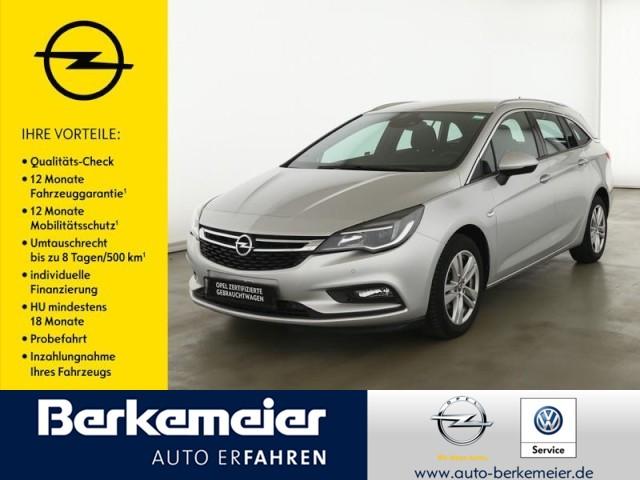 Opel Astra ST Dynamic Automatik/Navi/Sitzheiz/Kamera, Jahr 2019, Benzin