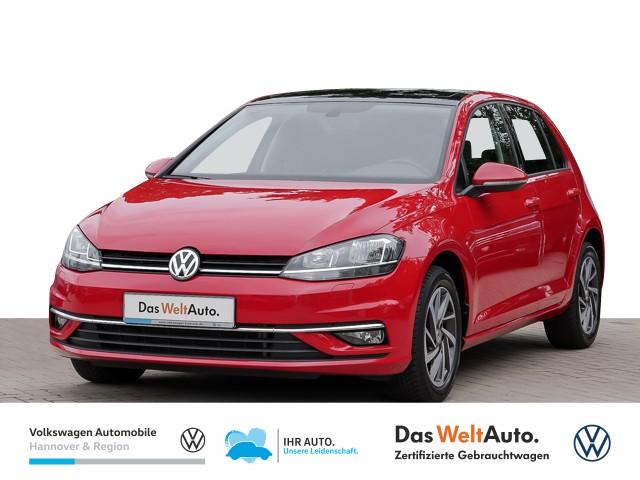 Volkswagen Golf VII 1.0 TSI Sound Pano ACC PDC SHZ Klima, Jahr 2017, Benzin