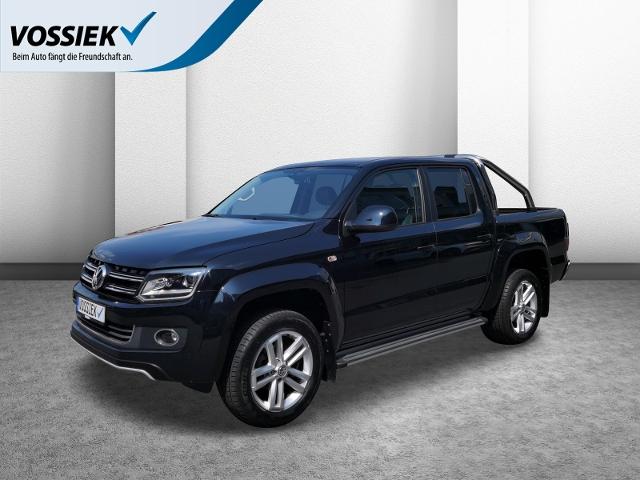 Volkswagen Amarok DC Highline 2.0 TDI 6-Gang Schaltgetriebe, Jahr 2015, Diesel