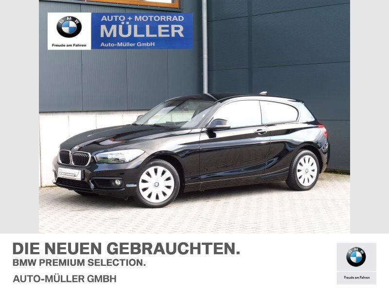 BMW 120i Advantage Sitzheiz. PDC Fin. ab 1%, Jahr 2016, Benzin
