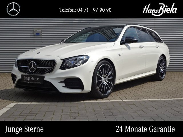 "Mercedes-Benz AMG E 53 T M+ AMG/Nightp/20""/Driver/Burm/Servos, Jahr 2019, petrol"