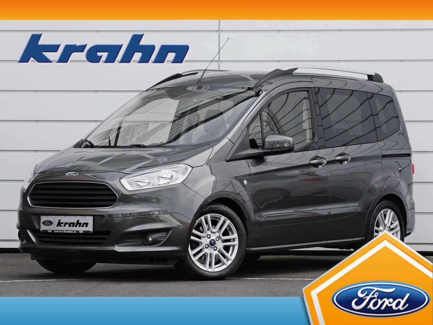 Ford Tourneo Courier 1.5 Titanium | SITZHEIZUNG | PDC, Jahr 2015, Diesel