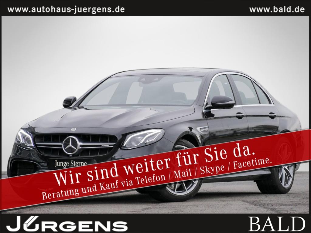 Mercedes-Benz E 63 AMG 4M+ Comand/Wide/ILS/Pano/360/Distr/19', Jahr 2020, Benzin