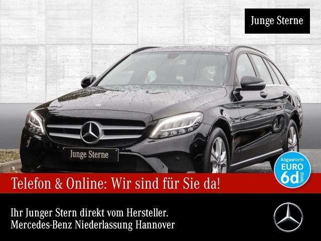 Mercedes-Benz C 220 d T 4M LED PTS Easy-Pack 9G Sitzh Temp, Jahr 2019, Diesel