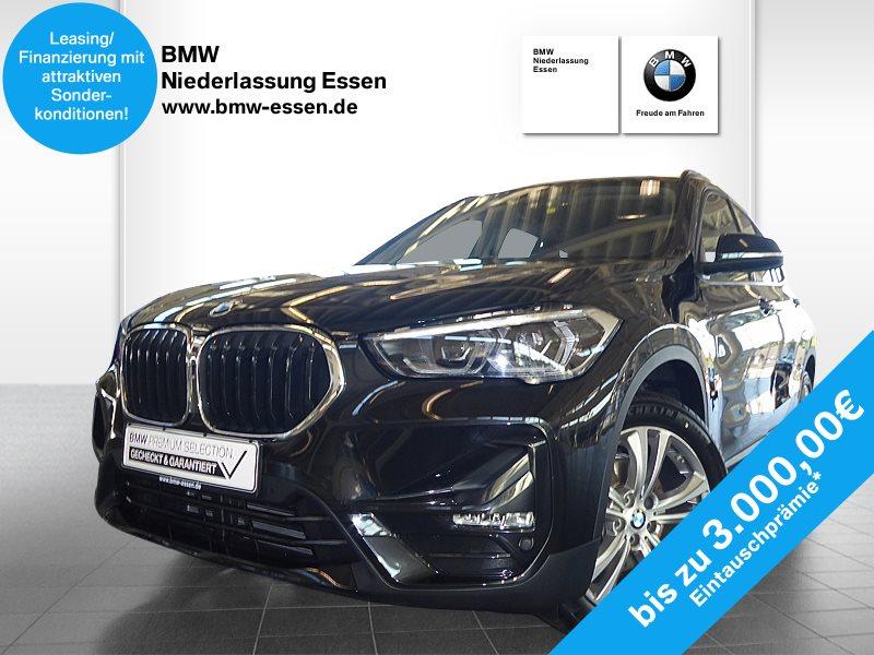 BMW X1 xDrive18d Sport Line, Jahr 2019, Diesel