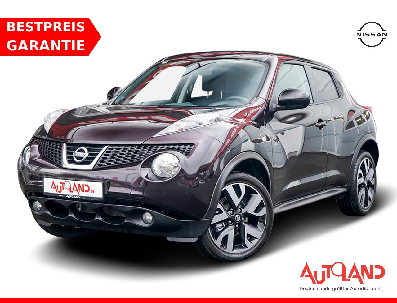Nissan Juke, Jahr 2013, Diesel