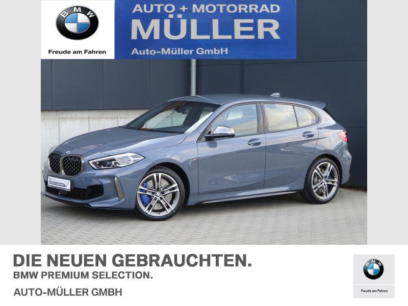 BMW M135i xDrive Head-Up DAB LED WLAN Komfortzg., Jahr 2019, Benzin