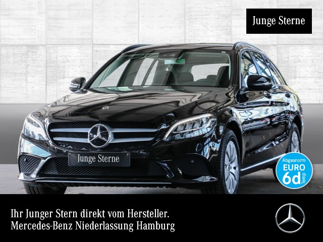 Mercedes-Benz C 200 d T COMAND LED Kamera Spurhalt-Ass SpurPak, Jahr 2019, Diesel