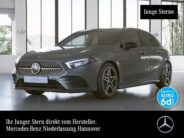 Mercedes-Benz A 180 AMG Navi Premium LED Night Spurhalt-Ass PTS, Jahr 2019, Benzin