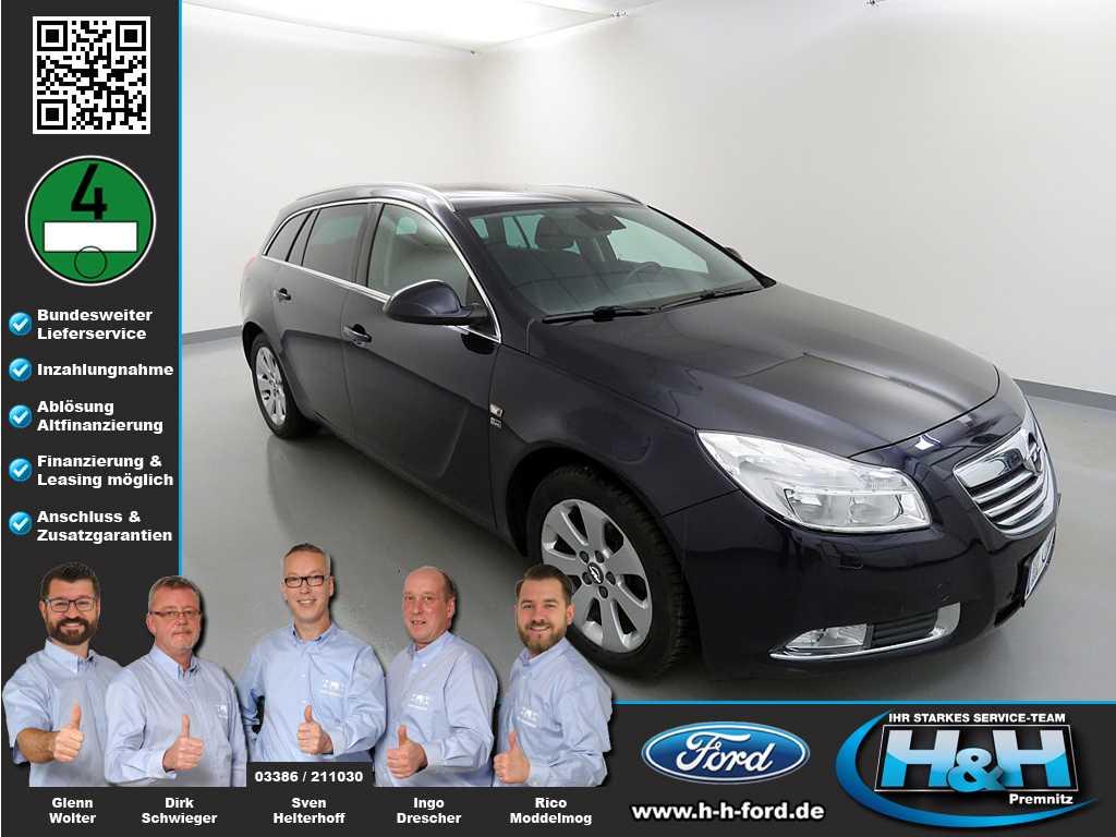 Opel Insignia 1.4 Turbo Sports Tourer 150 Jahre Opel, Jahr 2012, Benzin