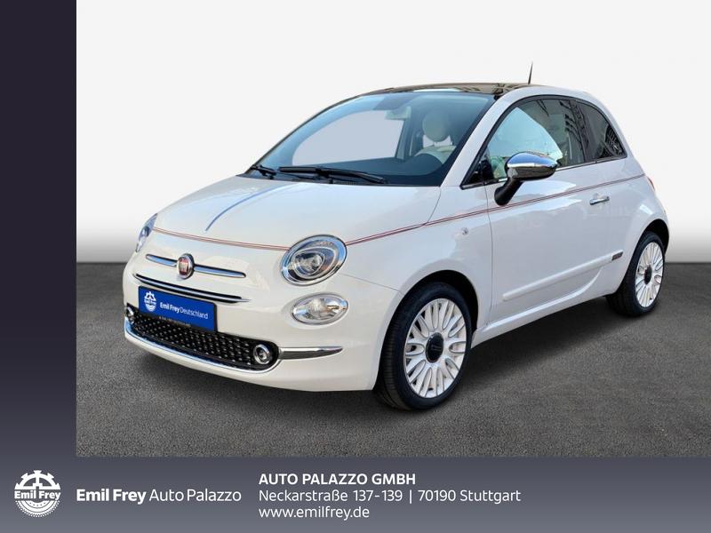 Fiat 500 1.0 Hybrid Dolcevita 70PS, Jahr 2020, Benzin