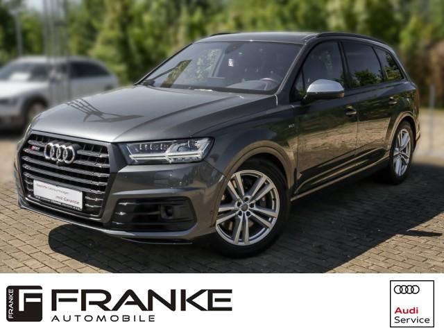 Audi SQ7 4.0 TDI quattro Navi Rückfahrkamera, Jahr 2017, Diesel