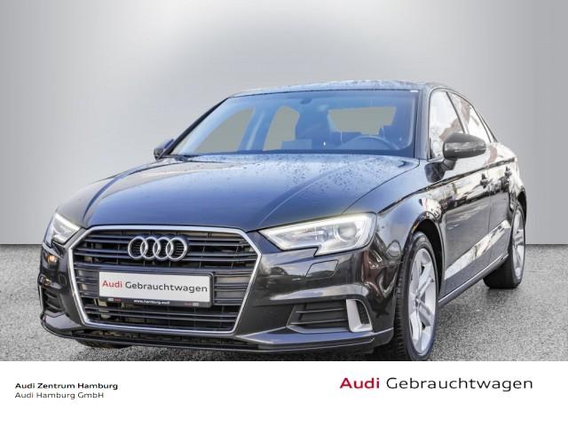 Audi A3 Limousine 1,0 TFSI sport S tronic NAVI-PLUS, Jahr 2017, Benzin