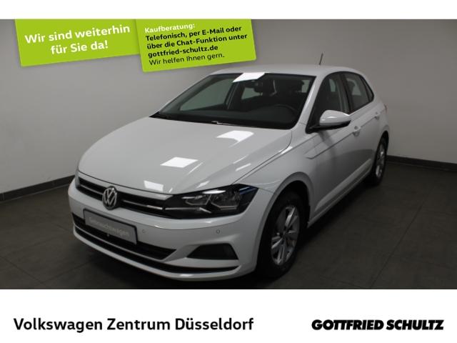 Volkswagen Polo 1.0 Comfortline *SHZ*FSE*Alu*, Jahr 2018, Benzin
