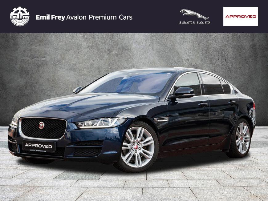 Jaguar XE 20d Aut. Portfolio, Jahr 2017, Diesel