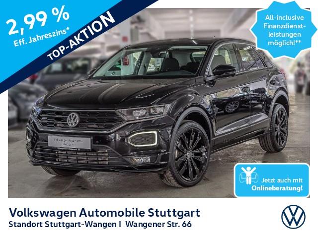 Volkswagen T-Roc United 1.5 TSI DSG Navi LED ACC AID SHZ PDC, Jahr 2020, Benzin
