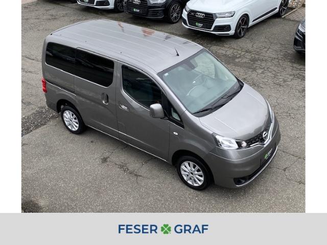 Nissan NV200 1.6 16V Evalia Tekna Navi-Cam-SHZ-GRA-, Jahr 2016, Benzin