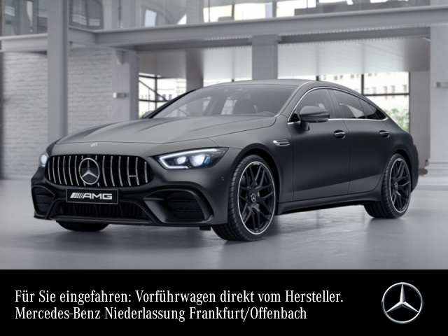Mercedes-Benz GT 43 4MATIC Head Up Display Navi LED Vollleder, Jahr 2021, Benzin