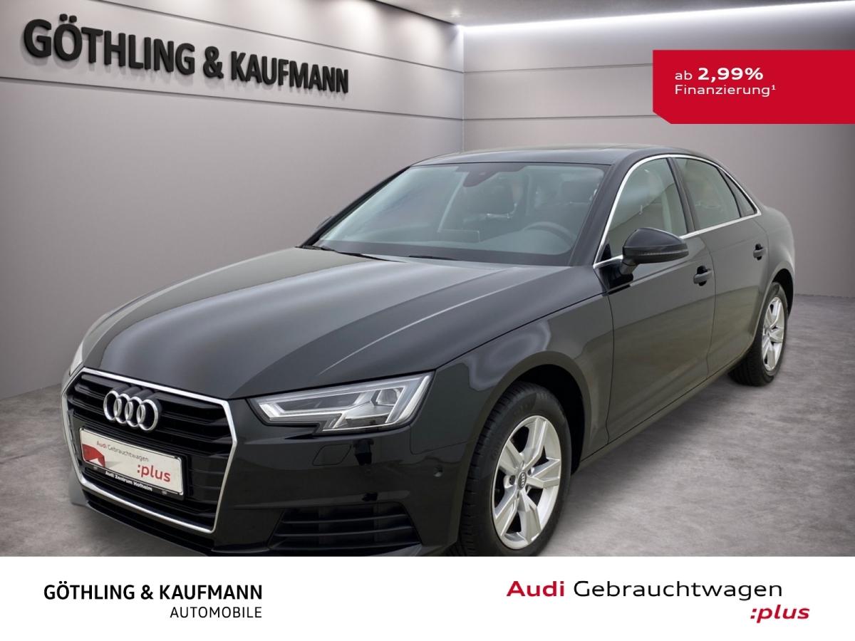 Audi A4 2.0 TDI*LED*Navi+*Virtual*Connect*Keyless*SHZ, Jahr 2018, Diesel