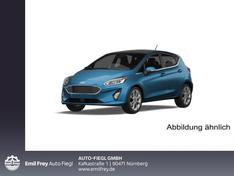 Ford Fiesta 1.0 EcoBoost S&S ST-LINE 103 kW, 5-türig, Jahr 2020, Benzin