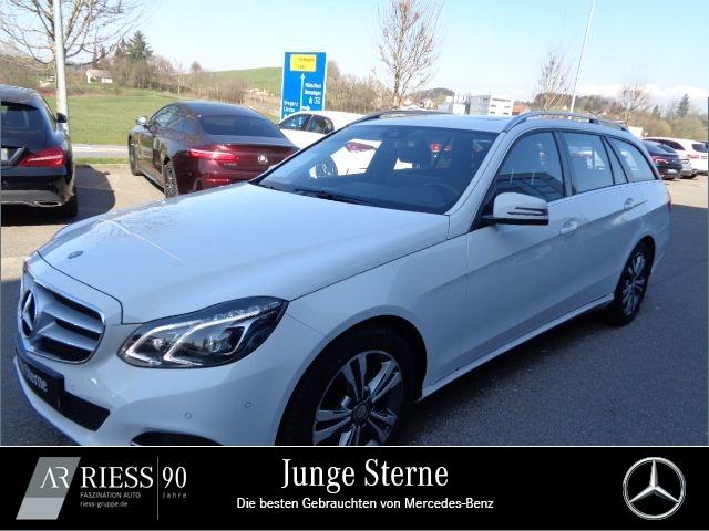 Mercedes-Benz E 200 BT T Av.*Navi*ILS*Sitzh.*PDC*Glasdach, Jahr 2015, Diesel