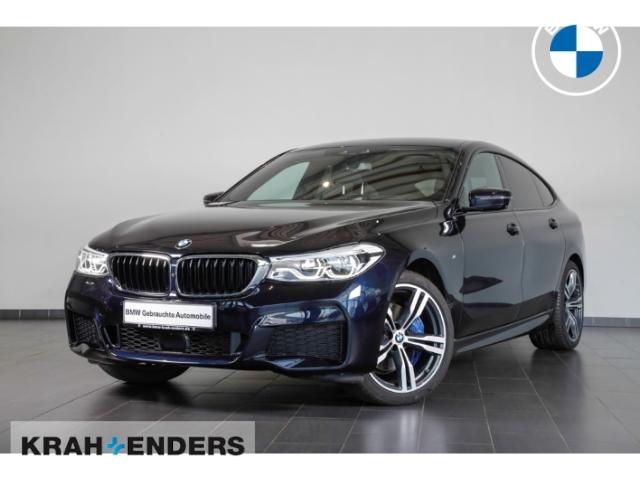 BMW 640 Gran Turismo d xDrive M Sport+HUD+LED+HarmanKardon, Jahr 2018, Diesel