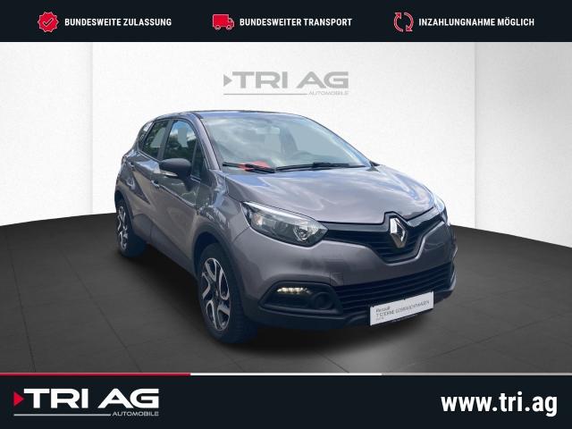 Renault Captur Life TCe 90 eco LED Multif.Lenkrad RDC Klima Temp PDC, Jahr 2016, Benzin