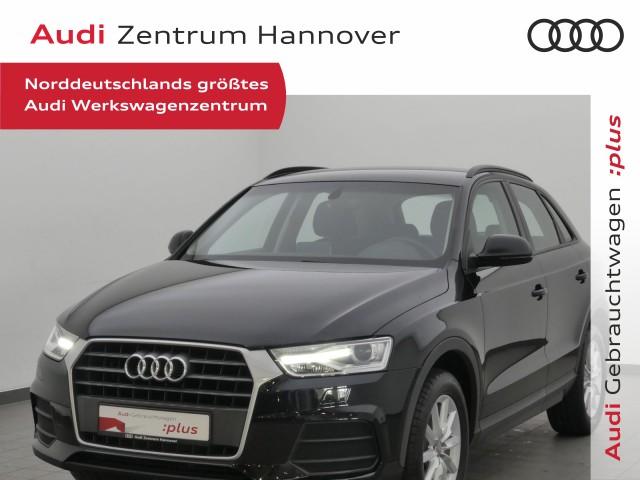 Audi Q3 1.4 TFSI Xenon, Navi-Plus, Keyless, PDC, SHZ, Jahr 2018, Benzin