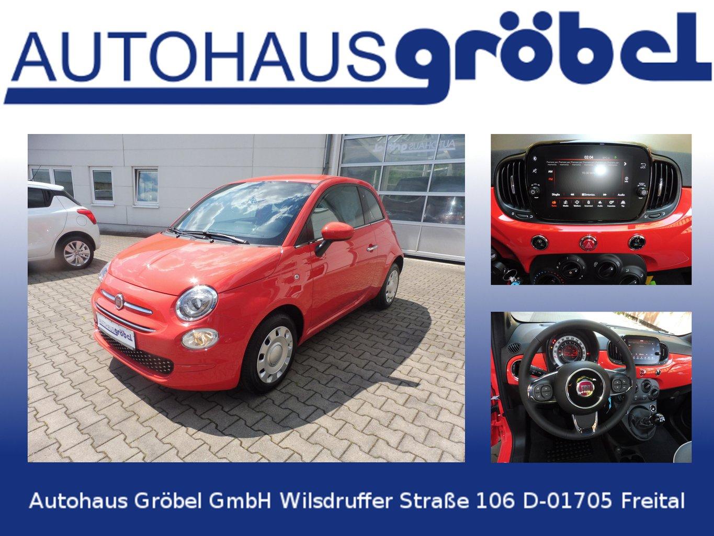 Fiat 500 1.2 8V Lounge Klima,Bluetooth/Touch Radio, Jahr 2019, Benzin