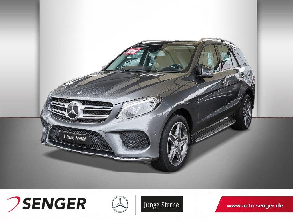 Mercedes-Benz GLE 250 d 4M+AMG-LINE+360KAMERA+BAS-PLUS+LED-ILS, Jahr 2016, Diesel