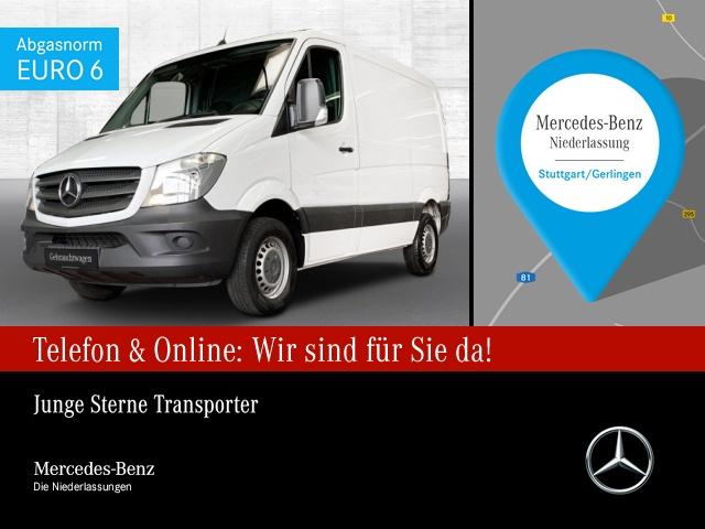 Mercedes-Benz Sprinter 211 CDI Kasten Kompakt WORKER, Jahr 2017, Diesel
