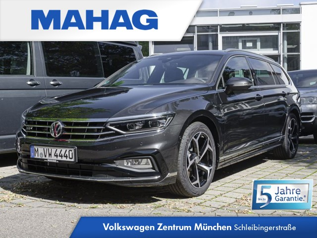 volkswagen passat variant elegance 2.0 tsi opf ahk navi sth dynaudio 7-gang-doppelkupplungsgetriebe dsg, jahr 2020, benzin