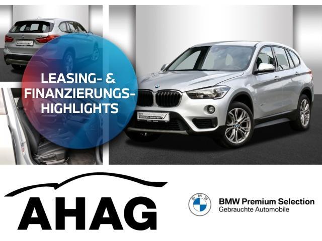 BMW X1 xDrive18d Aut. Head-Up PDC HIFI Aut. Heckkl., Jahr 2017, Diesel
