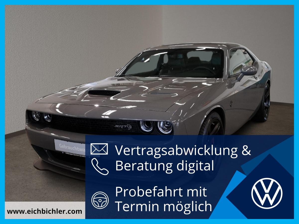 Dodge Challenger SRT Hellcat deutsche EZ, Klappenausp., Jahr 2018, Benzin
