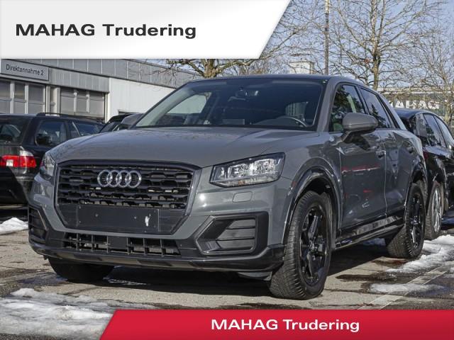 Audi Q2 2.0 TFSI quattro Sport Panorama/Standhzg/Navi/Leder/ACC/Bang & Olufsen S-tronic, Jahr 2017, Benzin