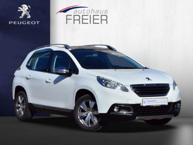 Peugeot 2008 e-HDi FAP 92 ETG6 STOP & START Allure, Jahr 2014, Diesel