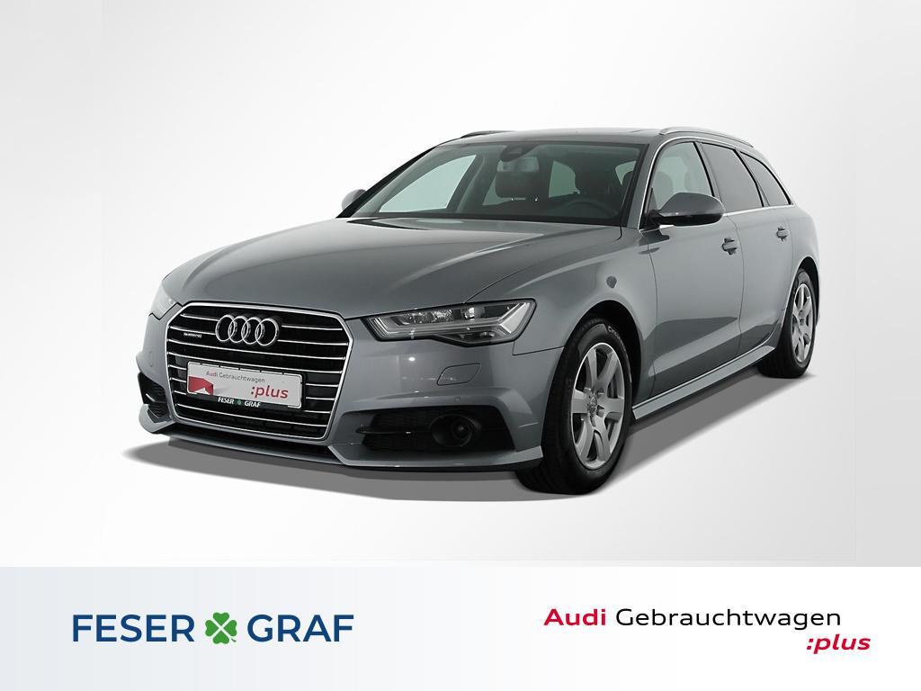 Audi A6 Avant 3.0TDI qu S tronic Pano,LED,Sitzbel,Nav, Jahr 2018, Diesel