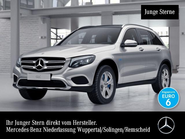 Mercedes-Benz GLC 350 e 4M Exclusive Pano LED Kamera Totwinkel, Jahr 2017, Hybrid