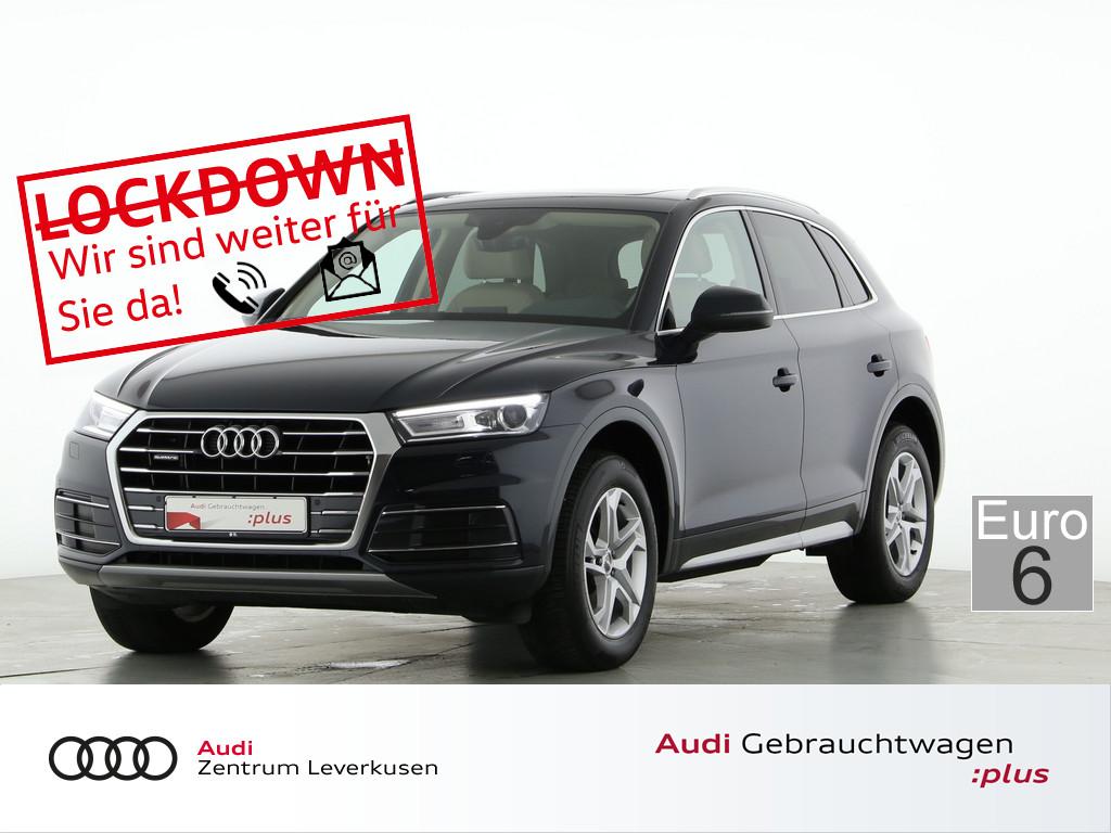 Audi Q5 2.0 quattro design, Jahr 2018, Diesel