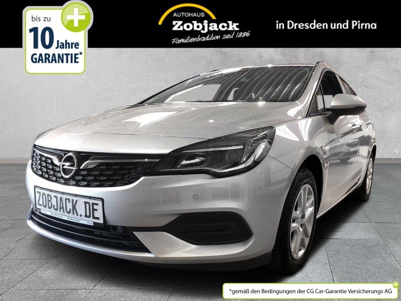 Opel Astra-K ST Edition 1.2T S/S *SHZ*PDC*Multimedia*, Jahr 2020, Benzin