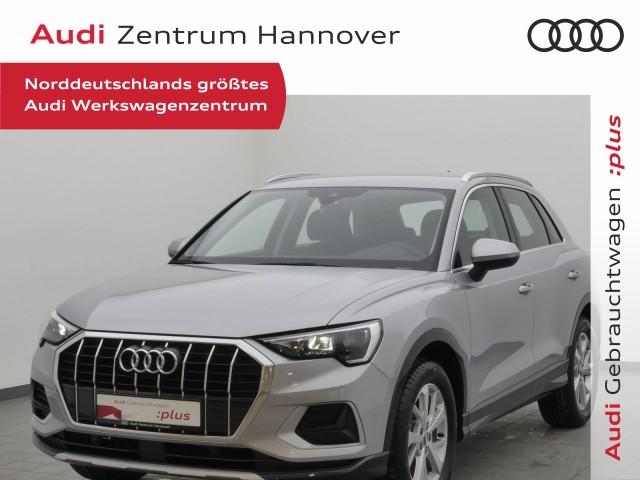 Audi Q3 sport advanced 35 TFSI AHK, DAB, SHZ, PDC, Jahr 2019, Benzin