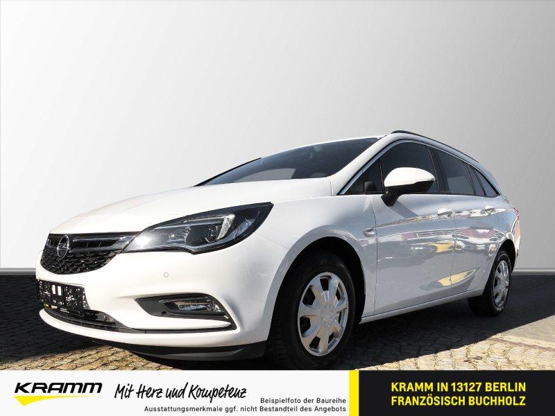 Opel Astra Sports Tourer Business 1.0 Turbo Easytronic, Jahr 2018, Benzin