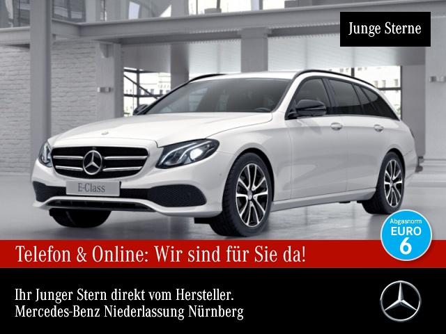 Mercedes-Benz E 220 d T Avantgarde Fahrass WideScreen 360° HUD, Jahr 2017, Diesel