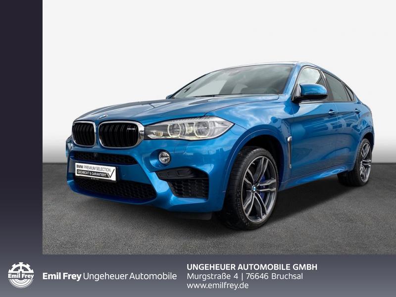 BMW X6 M M Drivers P. Head-Up LED Surroundview RFK, Jahr 2015, Benzin