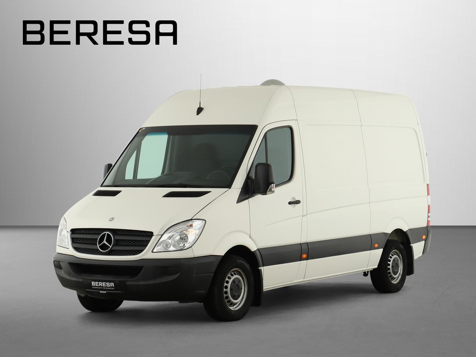 Mercedes-Benz Sprinter 316 CDI Kasten lang Klima Standheizung, Jahr 2013, Diesel