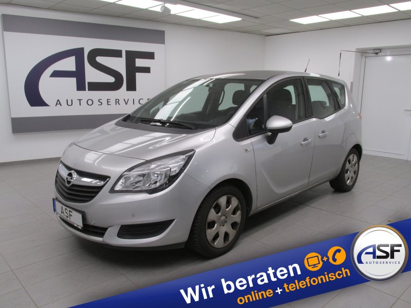 Opel Meriva Edition # Lenkradheizung # USB # Tempomat #, Jahr 2014, Benzin